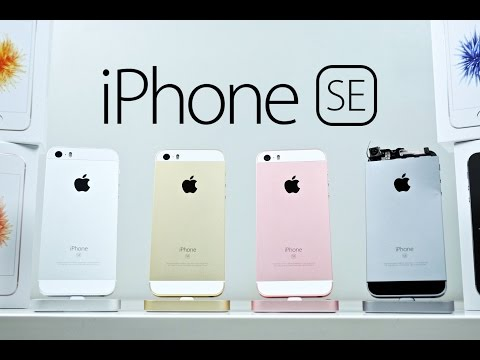 iPhone SE Review!