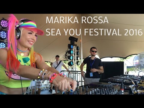 Marika Rossa @ Sea You Festival 2016, Tunisee /Freiburg i. BR), Germany