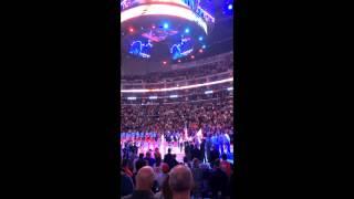 소향 미국국가 / SoHyang National-Anthem at NBA Game