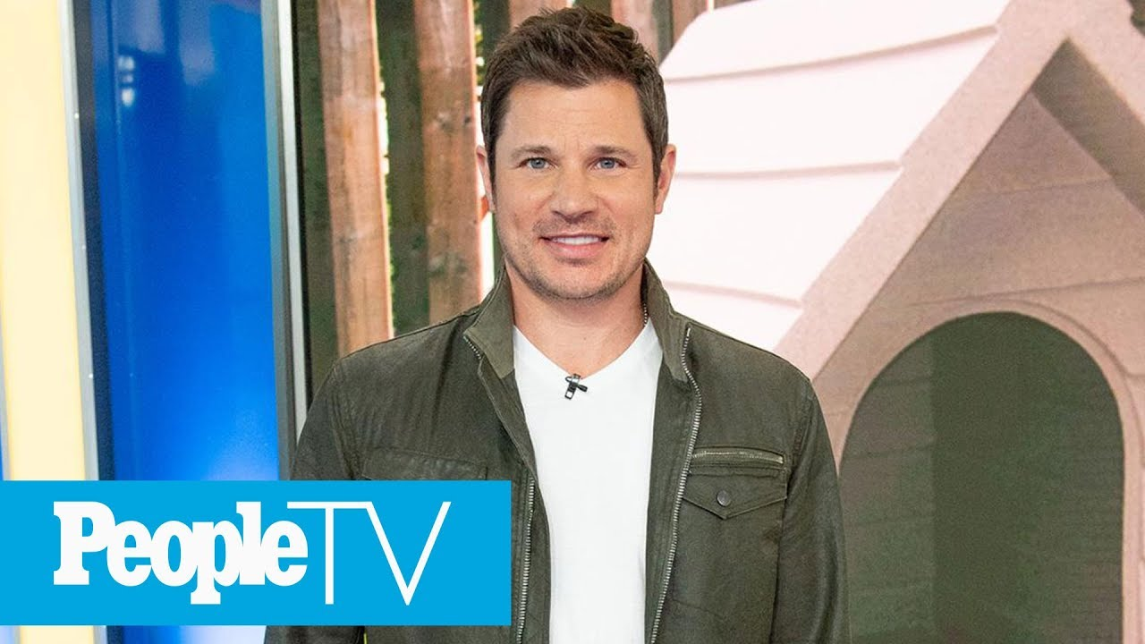 Nick Lachey Talks The Westminster Kennel Club Dog Show, Valentine's Day Plans & More | PeopleTV