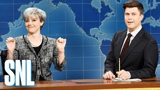 Weekend Update: Theresa May - SNL