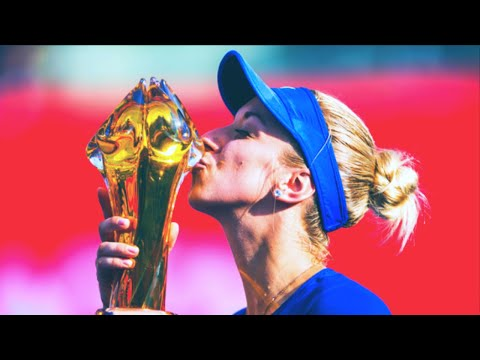 Sabine Lisicki Vs Karolina Pliskova - 2014 Hong Kong Final Highlights