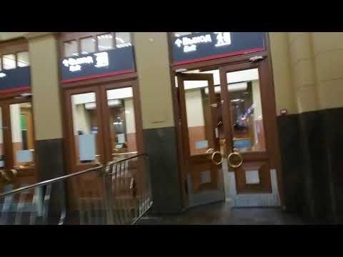 Аэроэкспресс Внуково. Киевский. Aeroexpress Vnukovo. Kievsky Railway Station :  08.12.2019| MMST