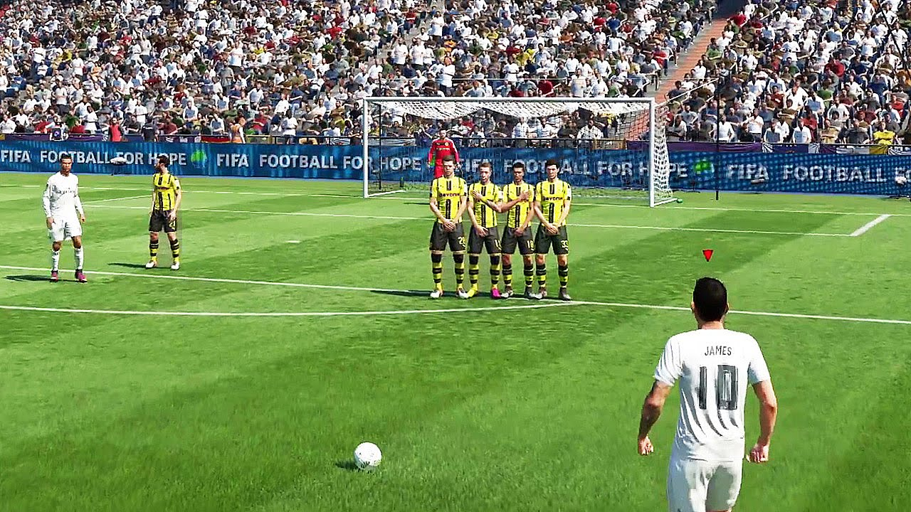 FIFA 17 FUNCTION SET FOR XBOX 360 AND PLAYSTATION 3