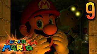 THE HORROR HOUSE!   Super Duper Mario 64 #9