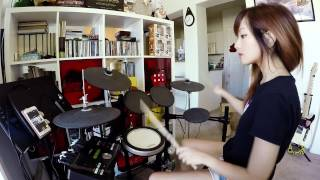 Repeat youtube video Riot!! - One OK Rock (Drum Cover)