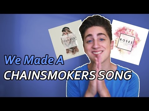 Thumbnail: We Made a Chainsmokers Song! - Danny Gonzalez