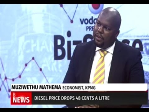 South Africa's Growing Economy  Muziwethu Mathema discusses on ANN7