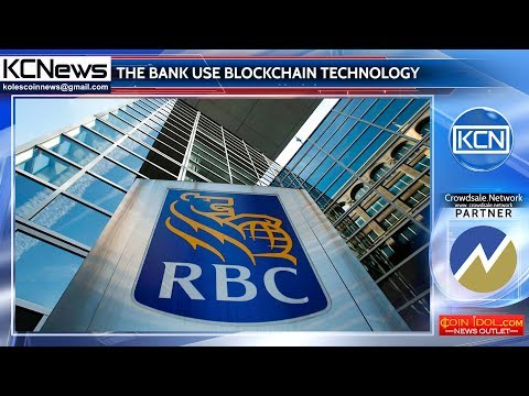 Royal Bank of Canada uses blockchain technology to make payments