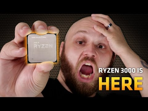 AMD Ryzen 5 3600 Benchmarks & Review! The results are in!