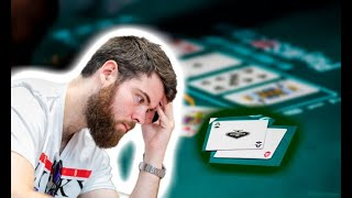 Poker Champ Jack Sinclair Explains Folding Aces