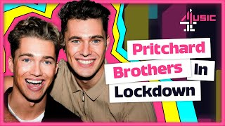 Curtis and AJ Pritchard on Celebs Go Dating, Lockdown 3.0 and more! | The Big Weekly Round Up