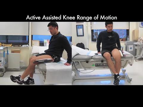Limb Lengthening Physical Therapy Exercises - Femur Thigh Bone