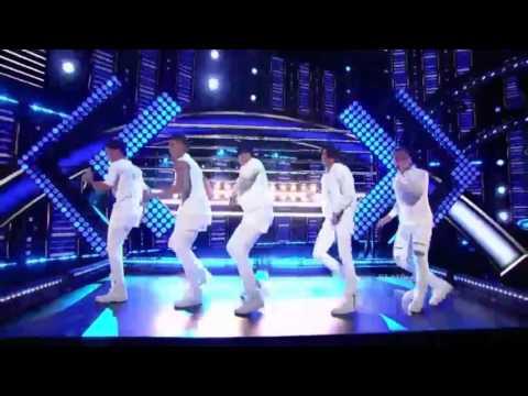 CNCO - Quisiera en los  Latin American Music Awards