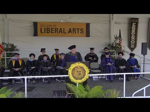 2015 CSULB Commencement -Liberal Arts Ceremony 3