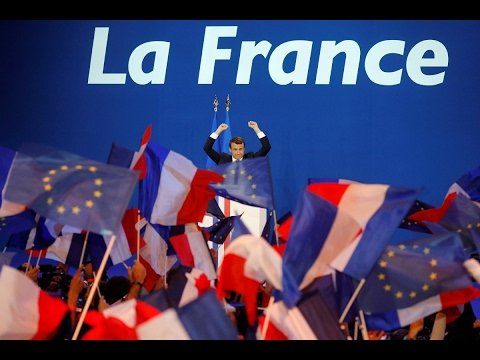 Macron, Le Pen head to runoff for French presidency