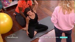 Retrouver un ventre plat après l'accouchement grâce au Pilates - La Maison Des Maternelles