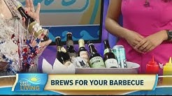 Pair your brews and burgers for your Summer parties! (FCL July 1st)