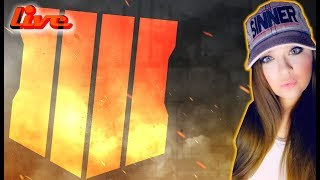 IT'S HERE - GAME TIME STARTS NOW 🔴 Black Ops 4