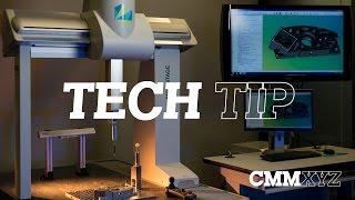 pc dmis program optimization   cmm techtips cmm inc