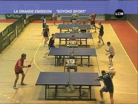 Tennis De Table Open De Marseille 2010 Youtube