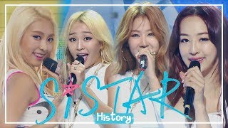 SISTAR SPECIAL Since 39 PUSH PUSH 39 to 39 LONELY 39 2h 4m Stage Compilation