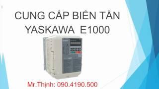Biến Tần - Yaskawa E1000