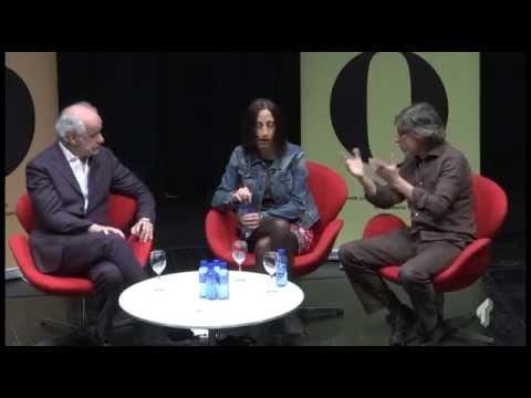 Toni Servillo charla con David Trueba en los Teatros del Canal
