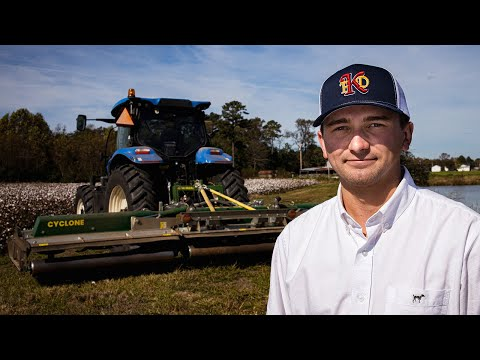 Major Cyclone Saves Time and Money for Scott Brothers Farm in North Carolina