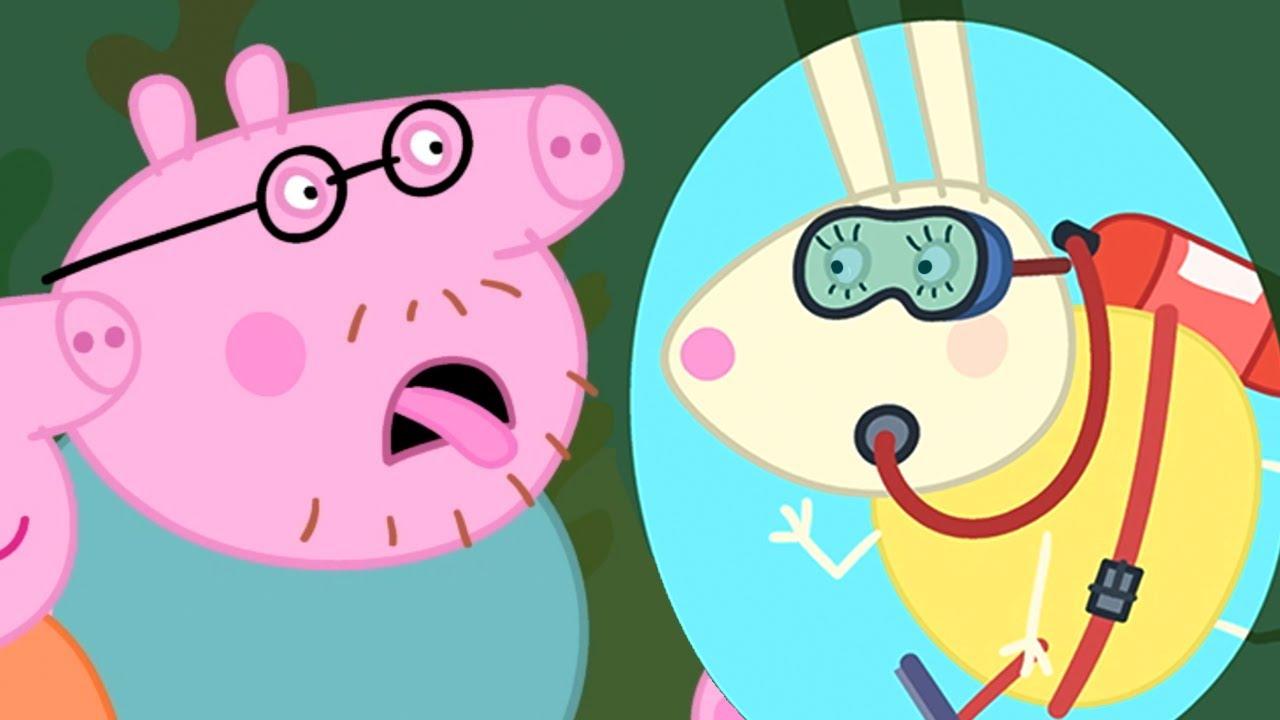 Download Peppa Pig Português Brasil   Oceano!   Desenhos Animados