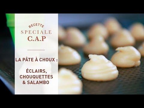 recette-spéciale-cap-:-la-pâte-à-choux-avec-les-Éclairs,-les-chouquettes-et-le-salambo-!
