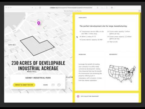 CodePen Prototype for Dayton Power & Light (DP&L) Ohio Certified Sites |  Sparkbox Website Design