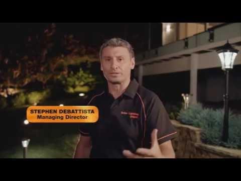 Solar Lighting Direct TV Advertisement May 2016