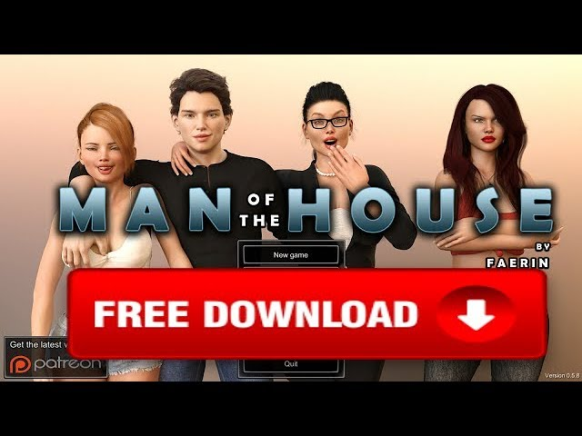 Man of the House [Faerin] [Free Download] #1