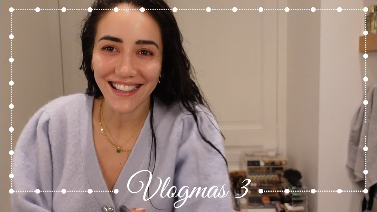 Exciting Delivery From Louis Vuitton   Vlogmas Day 3