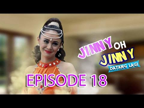 """Jinny Oh Jinny Datang Lagi Episode 18 """"Jinny Bertemu Bagas"""" Part 1"""