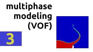 Understanding multiphase modeling (VOF) - Part 1