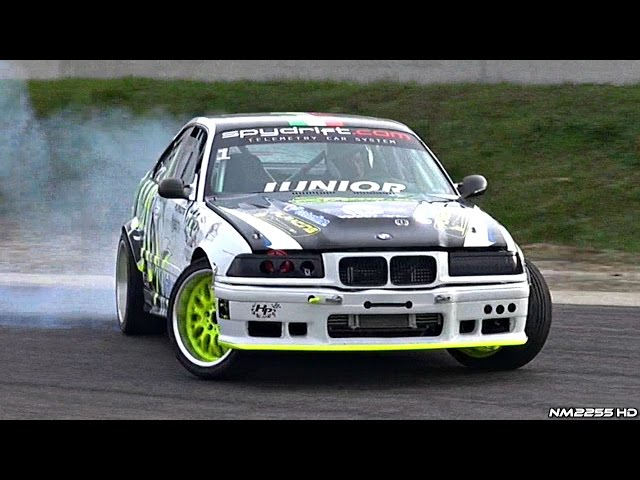 600 HP BMW M3 E36 Knows How To Drift: Video News   Top Speed. »
