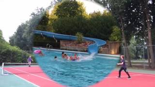 Een dag op camping De Bosgraaf - Kidsvlog De Bosgraaf 06-08-2017