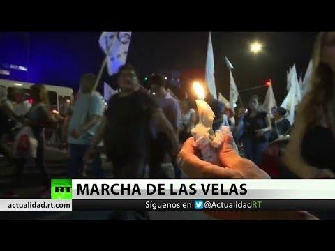 Argentina: Multitudinaria marchan contra el aumento de las tarifas públicas