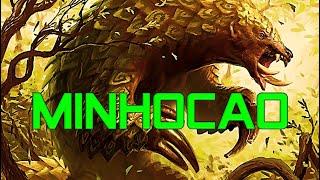 MINHOCÃO: Armadillo Gigante|Criptozoologia|Terror