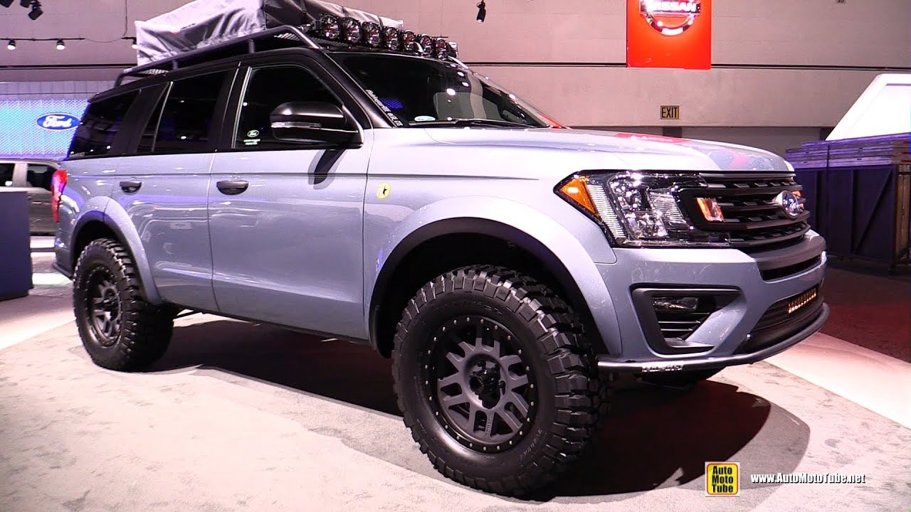 2018 Ford Expedition XLT Baja Forged Adventurer by LGE CTS Motorsports - Walkaround - YouTube