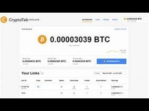 Mine bitcoin  while you surf FREE (Mobile/PC)