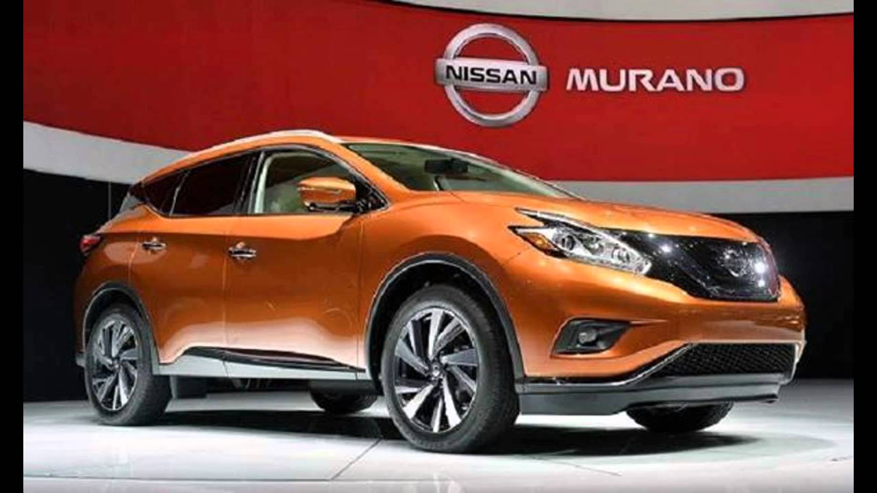 2017 Nissan Murano Picture Gallery - YouTube
