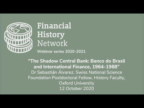 Financial History Network. Sebastián Álvarez seminar