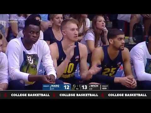 Marquette vs Wichita State /NCAA Men