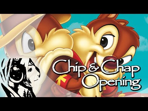 Chip and Dale - Rescue Rangers (German)