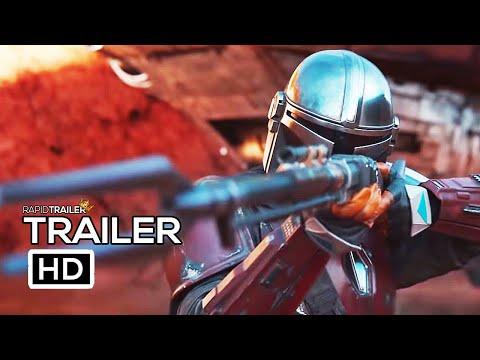 Fletcher - THE MANDALORIAN Official 2nd Trailer