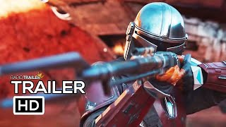 THE MANDALORIAN Official Trailer #2 (2019) Disney, Star Wars Series HD