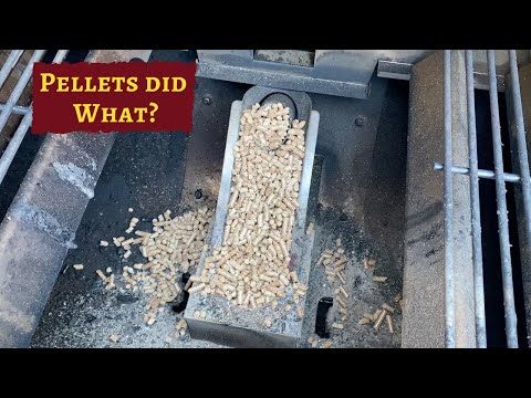 SmokeFire Pellets Gone Wild - Pellet Overflow
